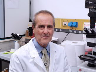 Il dottor Gian Marco Ghiggeri, Istituto Giannina Gaslini di Genova