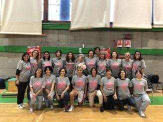 Giornata Minibasket in Rosa a Loano