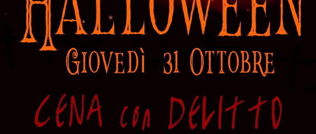 Halloween Cena con delitto ad Albissola