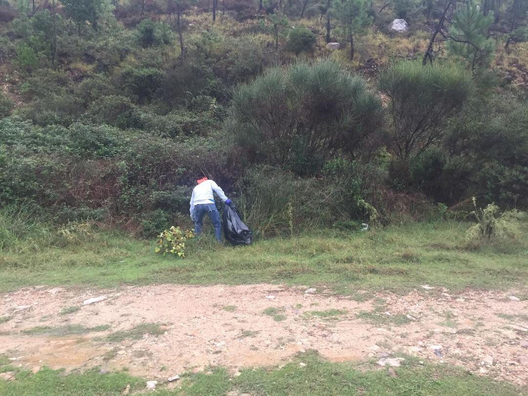 Krav Maga Parabellum di Loano pulisce sentiero a Boissano 04