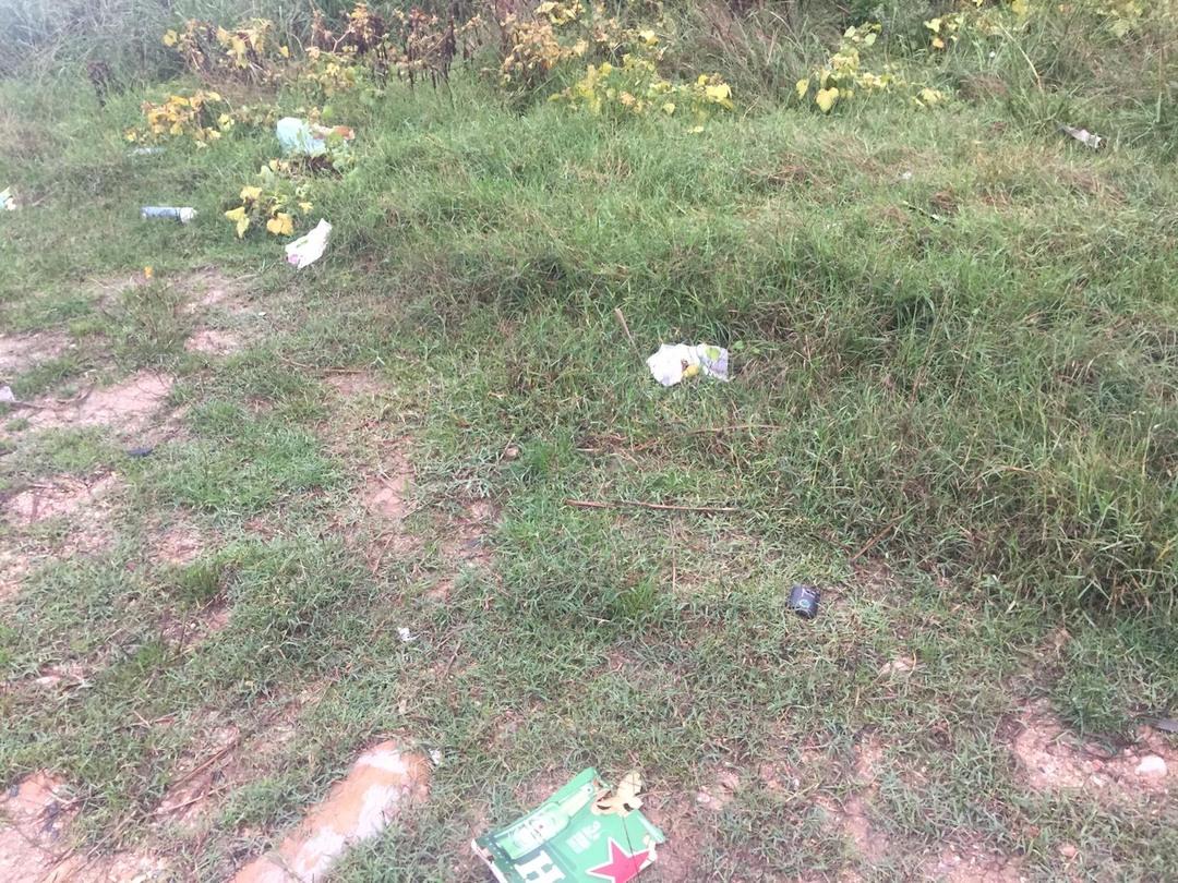 Krav Maga Parabellum di Loano pulisce sentiero a Boissano 06
