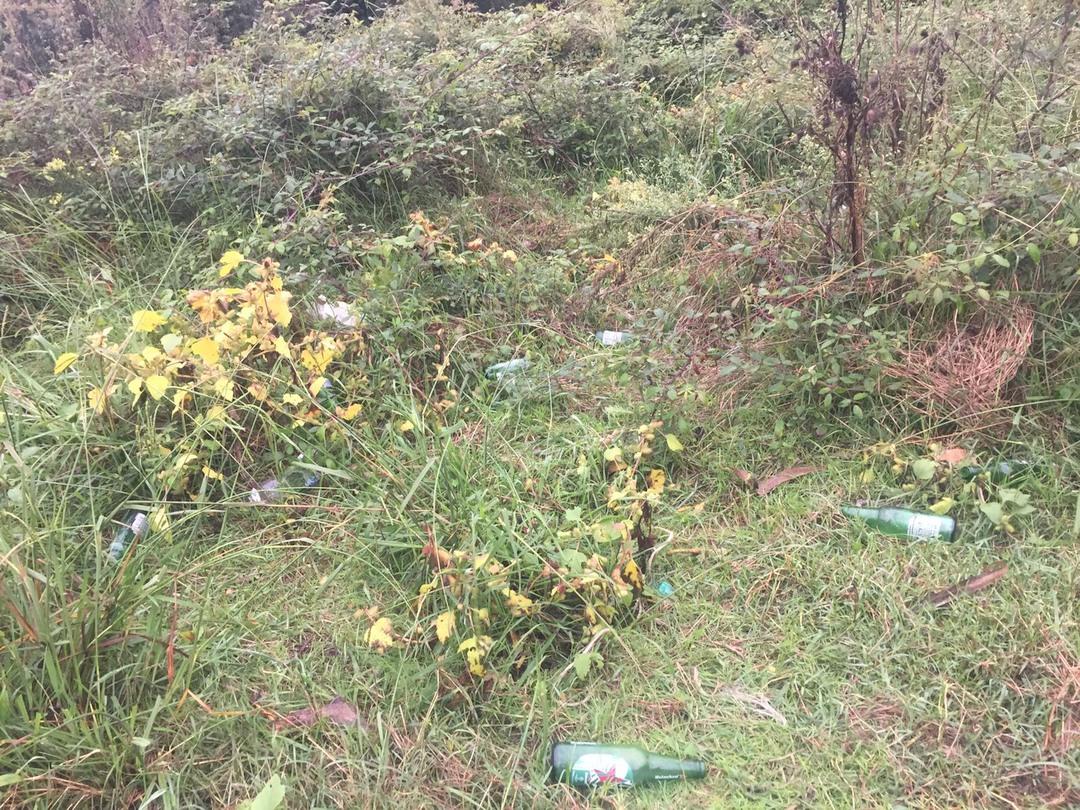Krav Maga Parabellum di Loano pulisce sentiero a Boissano 09