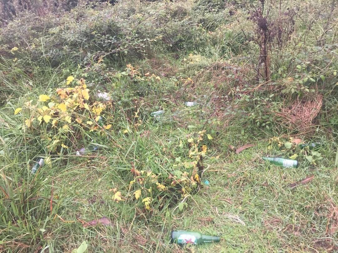 Krav Maga Parabellum di Loano pulisce sentiero a Boissano 10
