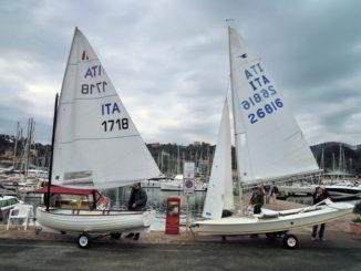 Barche LNI Trofeo Invernale Varazze