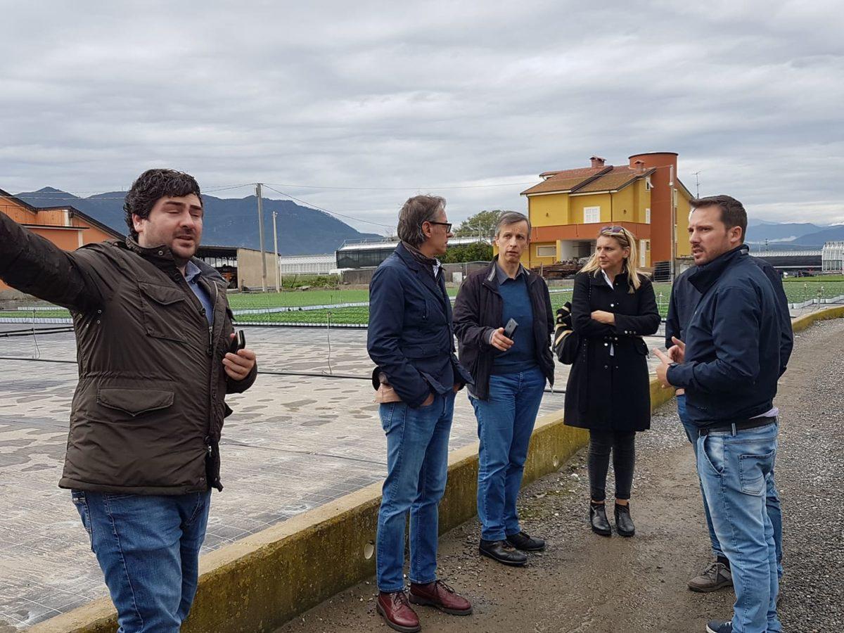 Maltempo Liguria sopralluoghi ad Albenga 21 ottobre 2019 05
