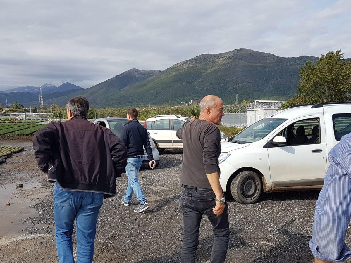 Maltempo Liguria sopralluoghi ad Albenga 21 ottobre 2019 15