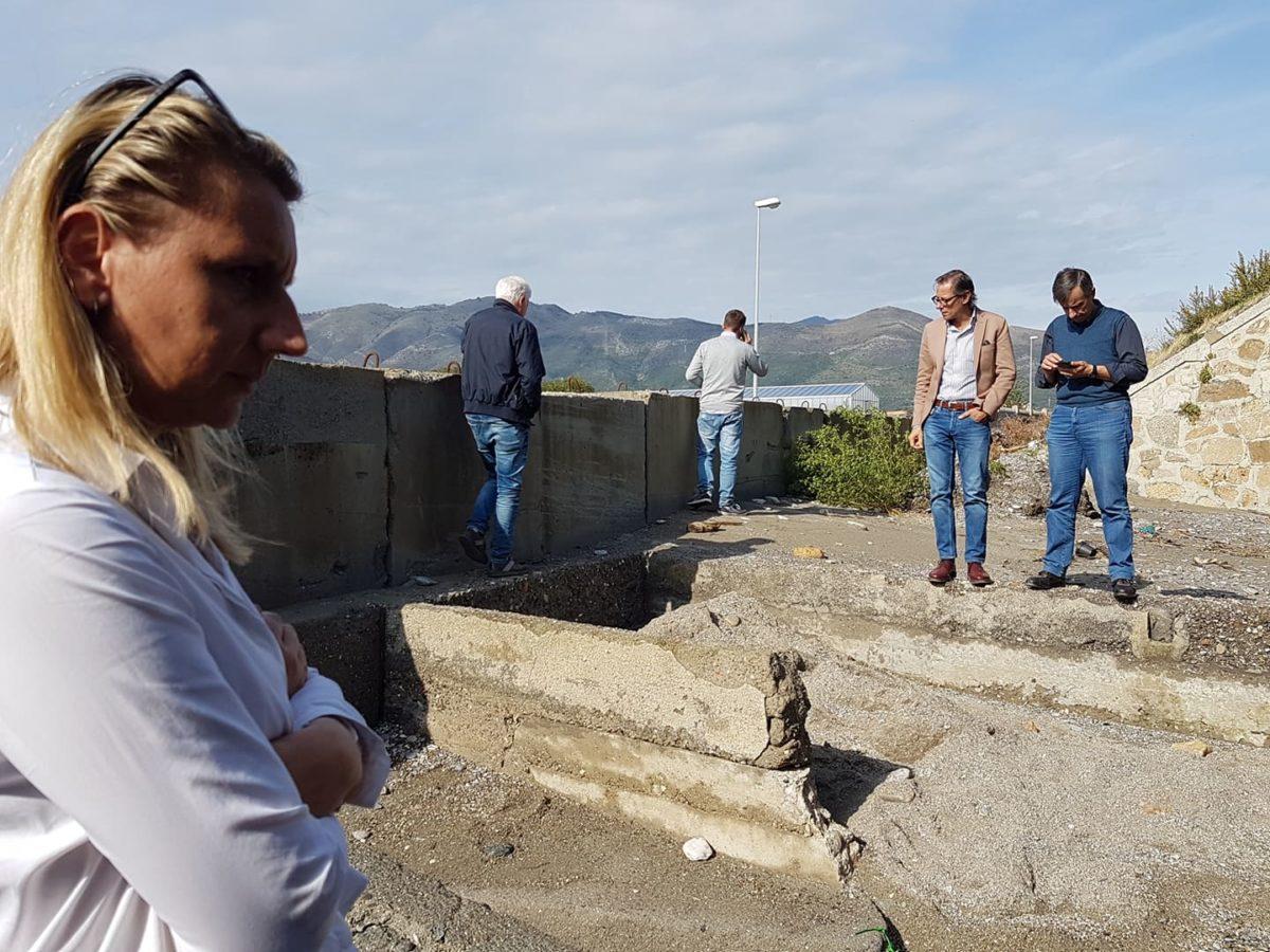 Maltempo Liguria sopralluoghi ad Albenga 21 ottobre 2019 17