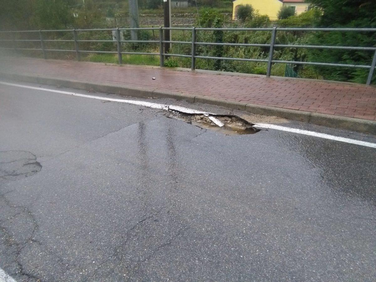 Maltempo danneggia Strada Verzi a Loano 03