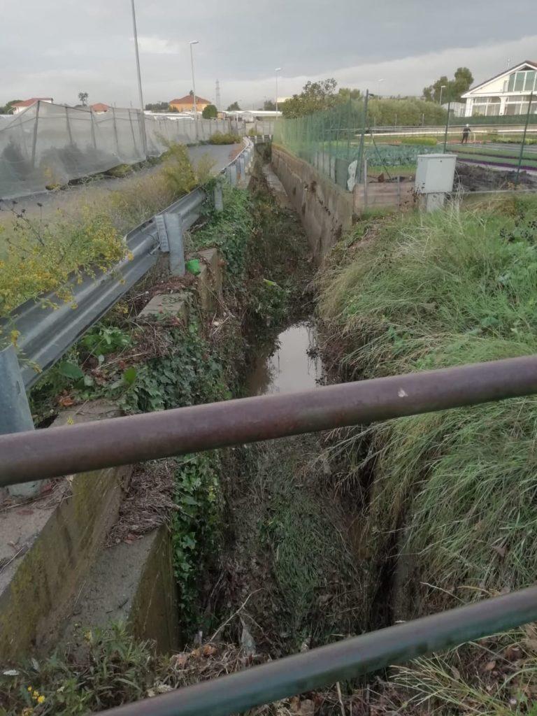 Maltempo interventi in somma urgenza ad Albenga 01