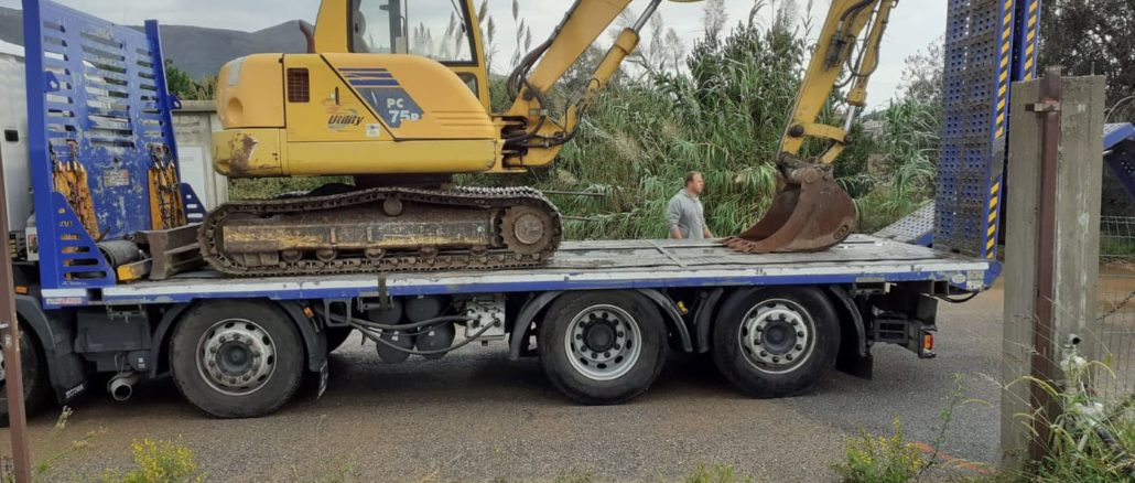 Maltempo interventi in somma urgenza ad Albenga