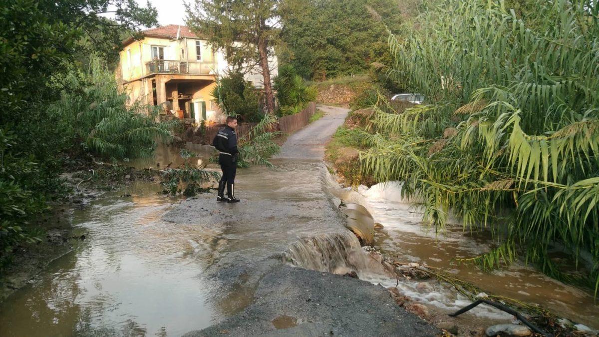 Maltempo interventi in somma urgenza ad Albenga 05