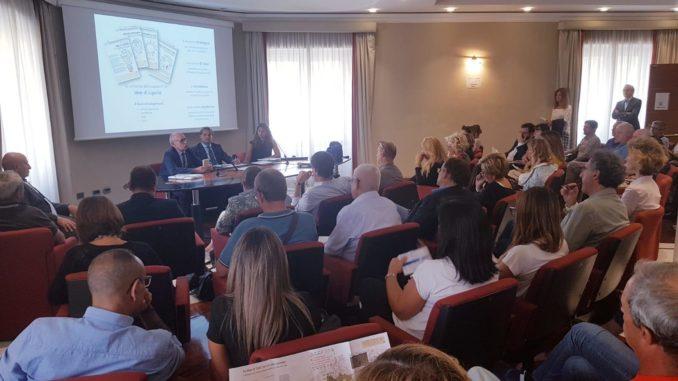 Marco Scajola presentazione Piano territoriale Regionale Liguria