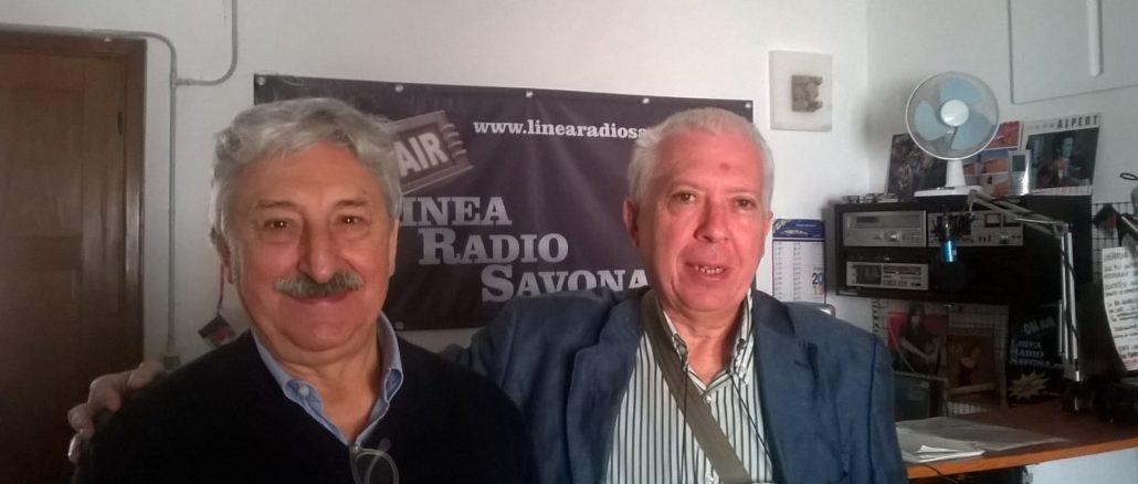 Mario Muda ed Enzo Sabatini