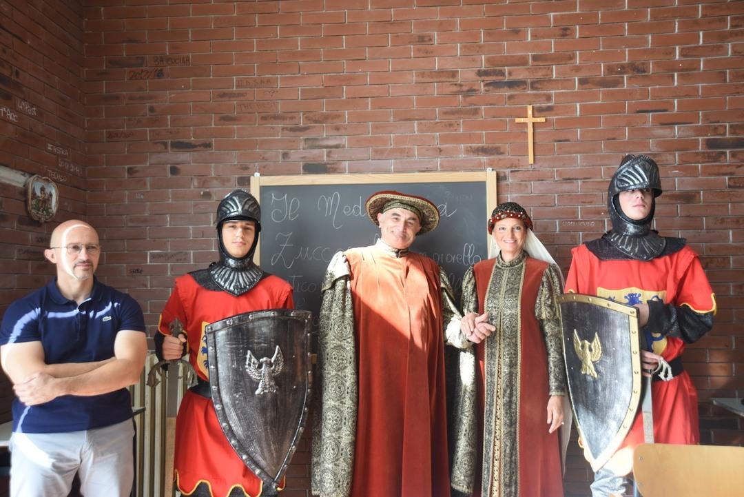 Medioevo a Zuccarello Alberghiero di Alassio 02