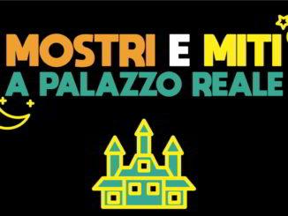 Mostri e miti a Palazzo Reale di Genova