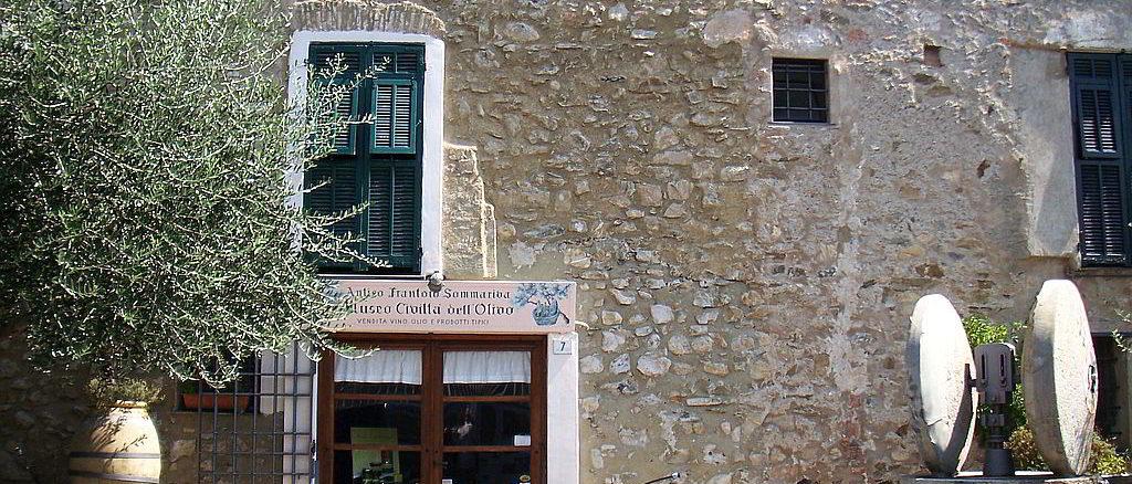 Museo civiltà dell'Olio Sommariva ad Albenga