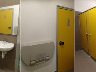 I nuovi Servizi Igienici PalaGarazzini di Loano