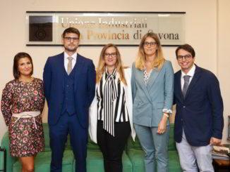 Nuovo Consiglio direttivo Giovani Unione Industriali SV 2019