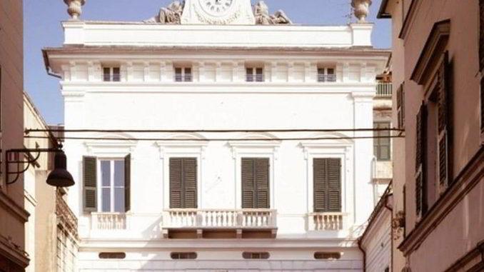 Palazzo Gavotti a Savona sede della Pinacoteca civica