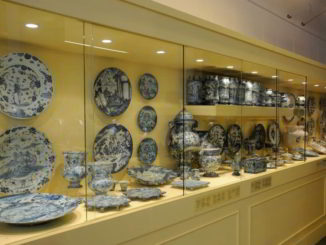 Pinacoteca civica ceramiche a Savona