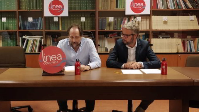 Presentazione in Regione Liguria di Linea Condivisa