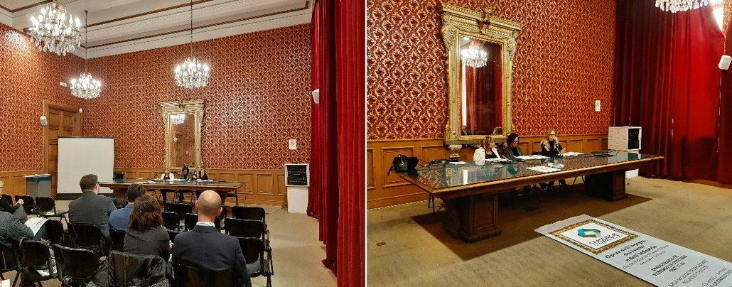 Presentazione mostra Capolavori impresa a Savona