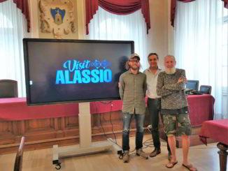 Presentazione video VisitAlassio