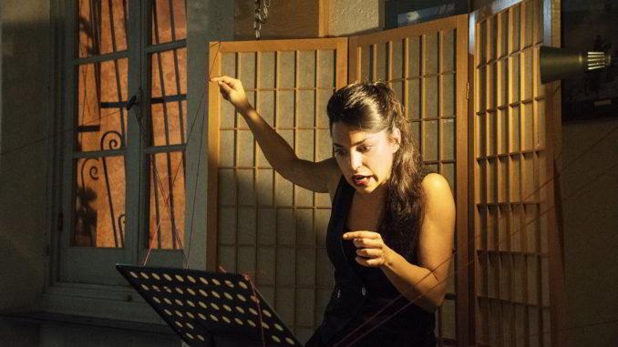 Reading il minotauro, Chiara Tessiore