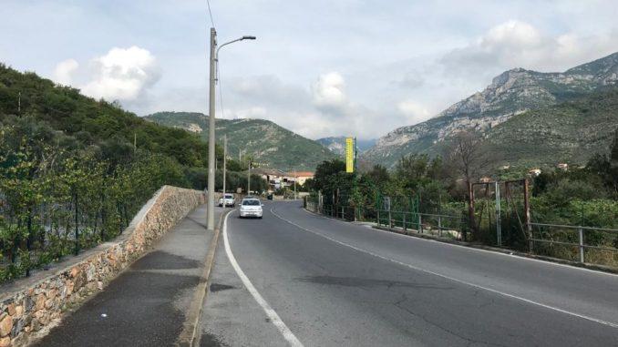SP 60 Borghetto S. Spirito Bardineto Km. 2+600, Via per Toirano