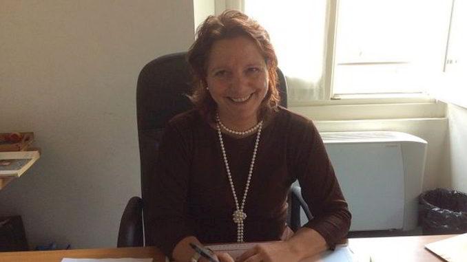 Simona Vespo assessore Comune di Albenga