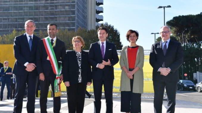 Poste Italiana Sindaci Italia 2019