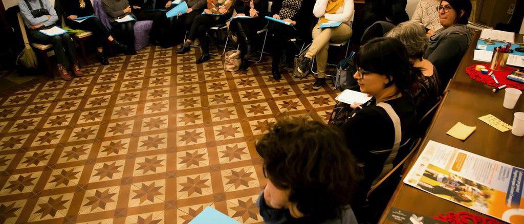 Un incontro ad Albenga nella sede di Immaginafamiglie