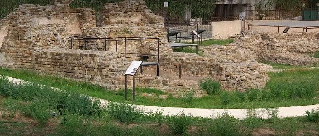 Sito archeologico Villa romana di Sanremo