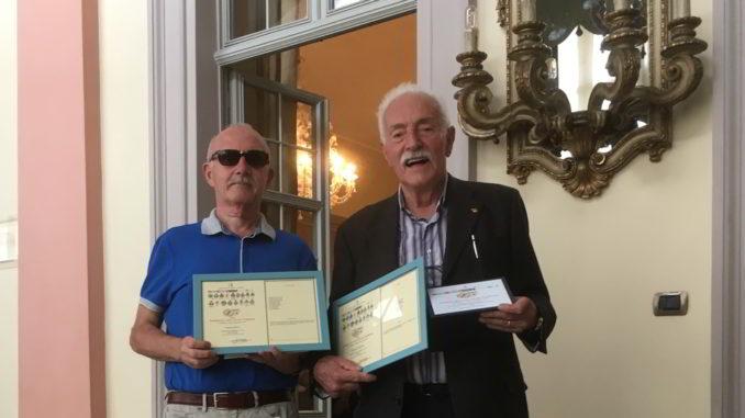 Vincenzo Bolia e Nicolino Romano premiati a Torino