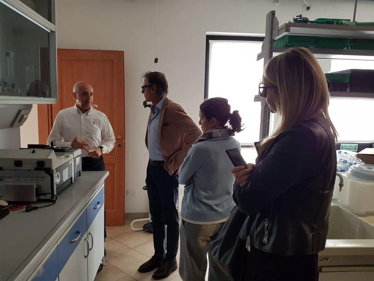 Visita al CeRSAA di Albenga 05