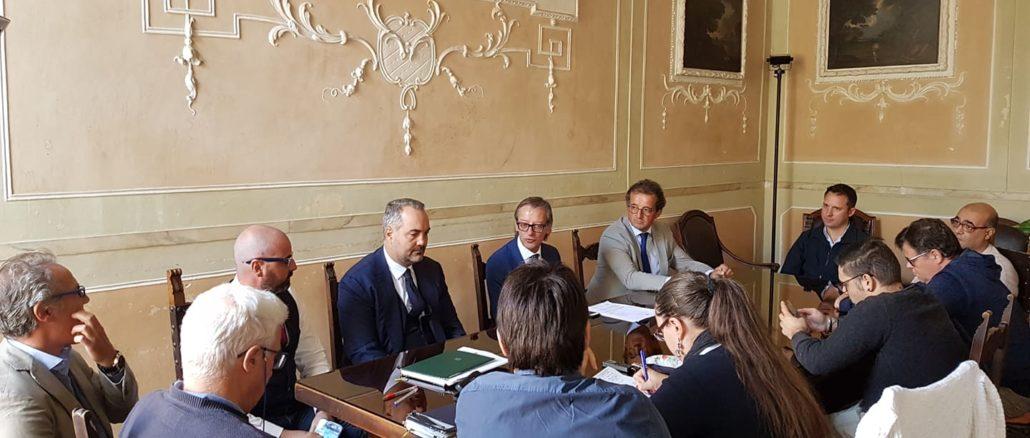 conferenza depurazione ad Albenga