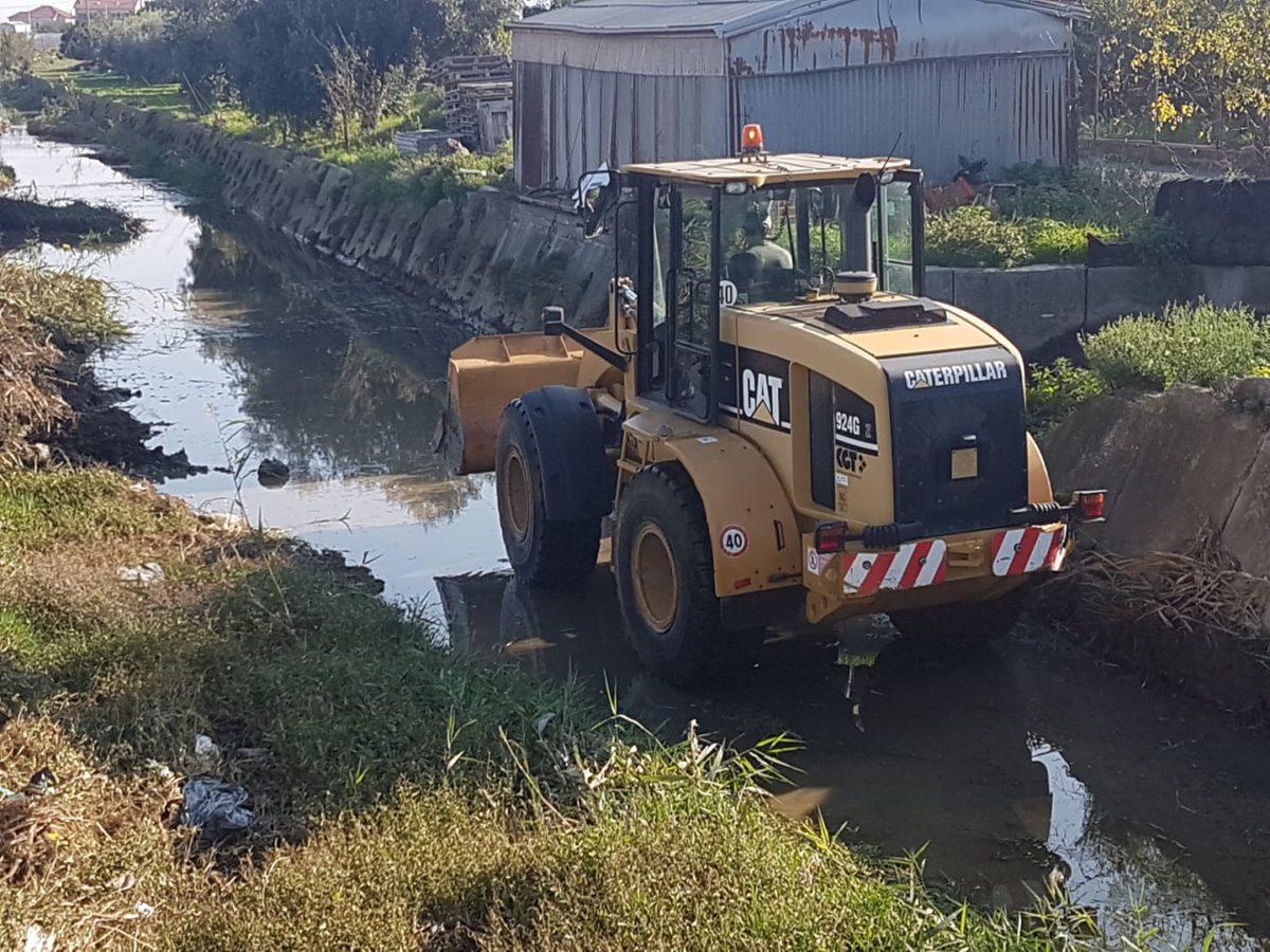 lavori nel greto del rio antognano ad Albenga 04