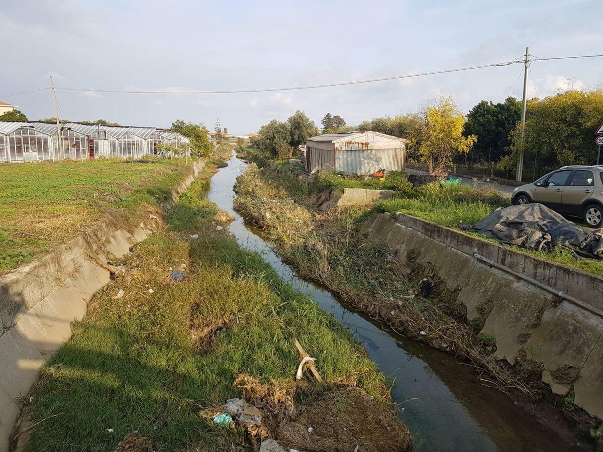lavori nel greto del rio antognano ad Albenga 05