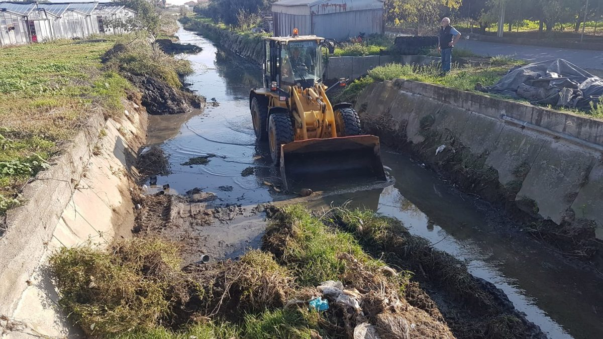 lavori nel greto del rio antognano ad Albenga 07