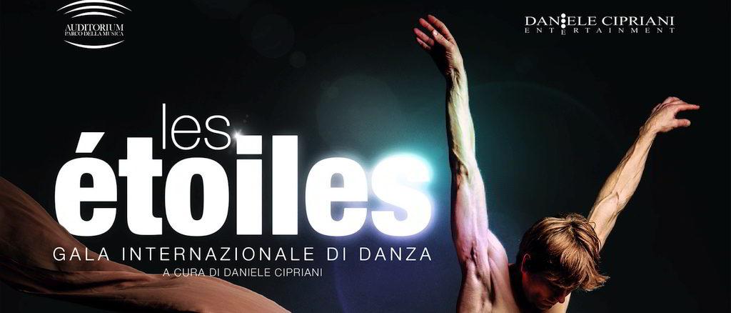 Les Étoiles di Daniele Cipriani ad Auditorium Parco della Musica Roma