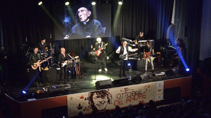 Gran concerto per don Gallo 2019 al Teatro Ambra di Albenga