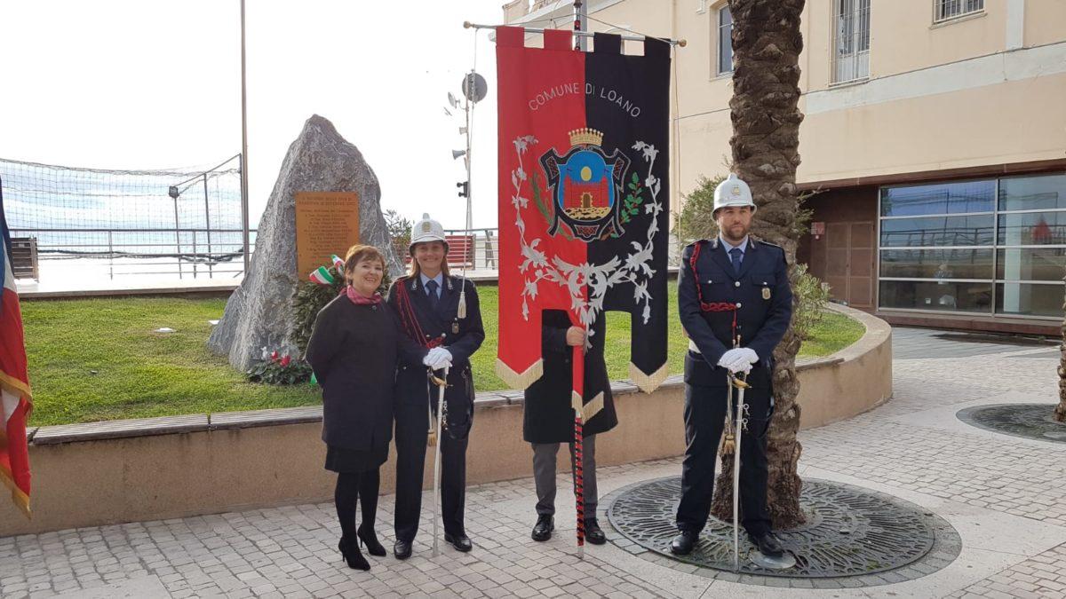 A Loano cerimonia 2019 in ricordo Caduti di Nassiriya 06