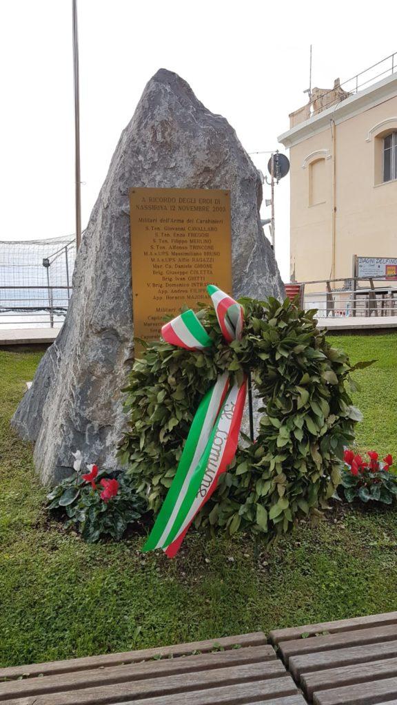 A Loano cerimonia 2019 in ricordo Caduti di Nassiriya 08