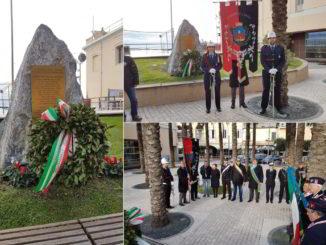 A Loano cerimonia in ricordo Caduti di Nassiriya 12 novembre 2019
