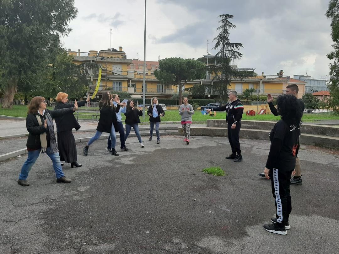 A Loano corso Autodifesa con Krav Maga Parabellum 02