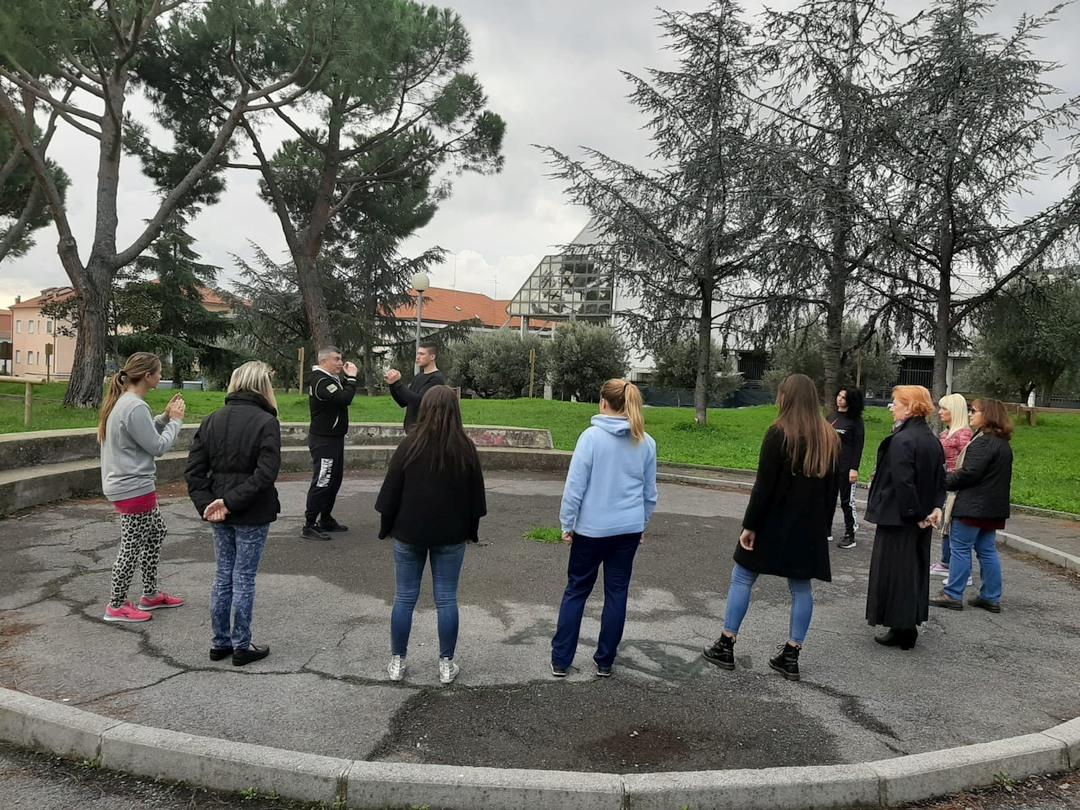 A Loano corso Autodifesa con Krav Maga Parabellum 03