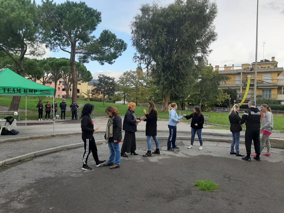 A Loano corso Autodifesa con Krav Maga Parabellum 04