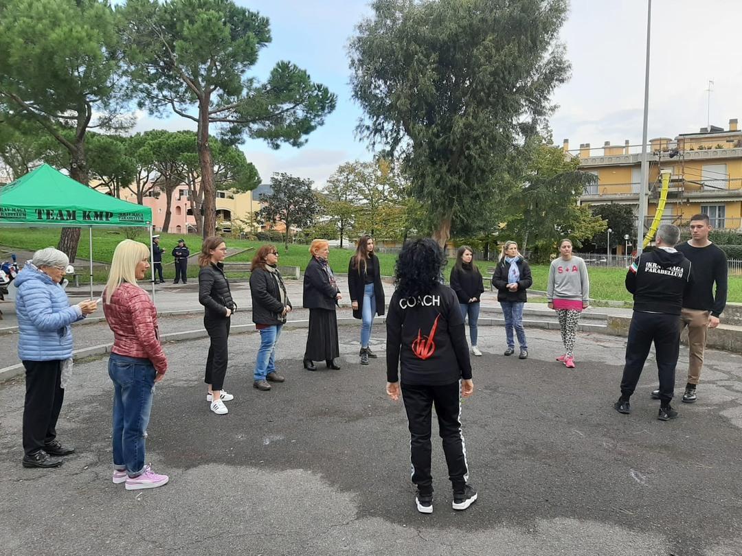A Loano corso Autodifesa con Krav Maga Parabellum 05
