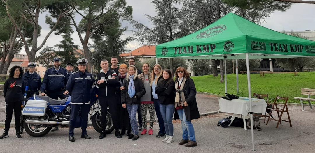Loano, difesa personale in campo urbano - AlbengaCorsara News
