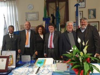 A Vado Ligure i 110 anni della Societa Cattolica di Segno